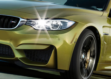 2016 BMW M Models M4 Coupe appearance