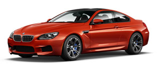 2016 bmw M6 Coupe