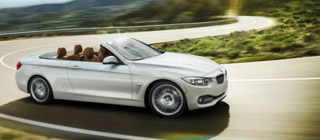 2017 BMW 4 Series 430i Convertible performance