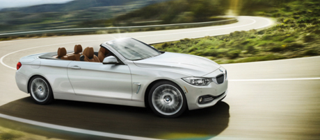 2017 BMW 4 Series 430i xDrive Convertible performance