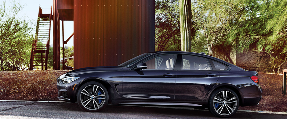 BMW 440i Gran Coupe In Oyster Bay
