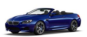 2017 bmw M6 Convertible