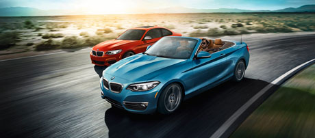 2018 BMW 2 Series 230i Convertible performance