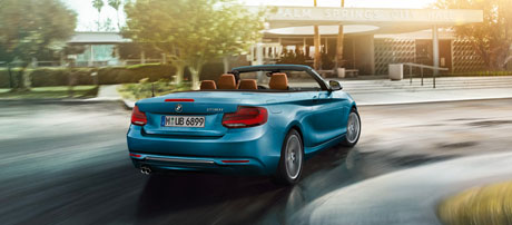 2018 BMW 2 Series 230i Convertible Cruise Control
