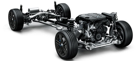 2018 BMW 2 Series 230i Convertible Suspension