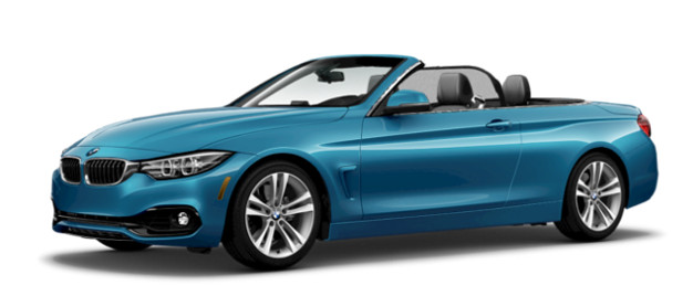 2018 BMW 440i xDrive Convertible