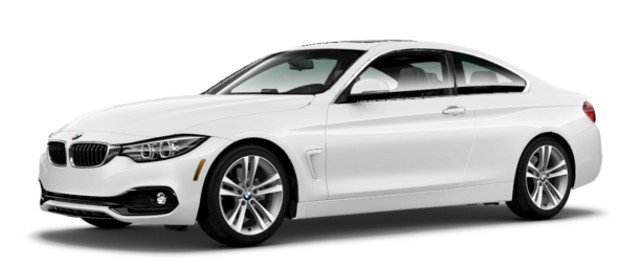2018 BMW 430i Coupe