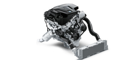 2018 BMW 4 series 430i Convertible engine
