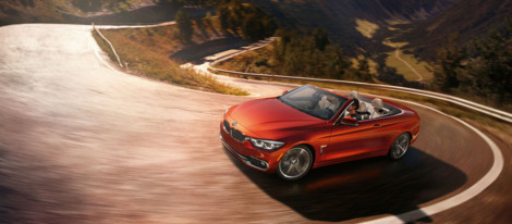 2018 BMW 4 series 430i Convertible All-Wheel Drive