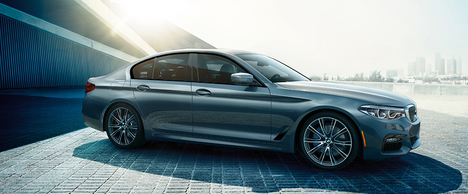 2018 BMW 5 Series Main Img