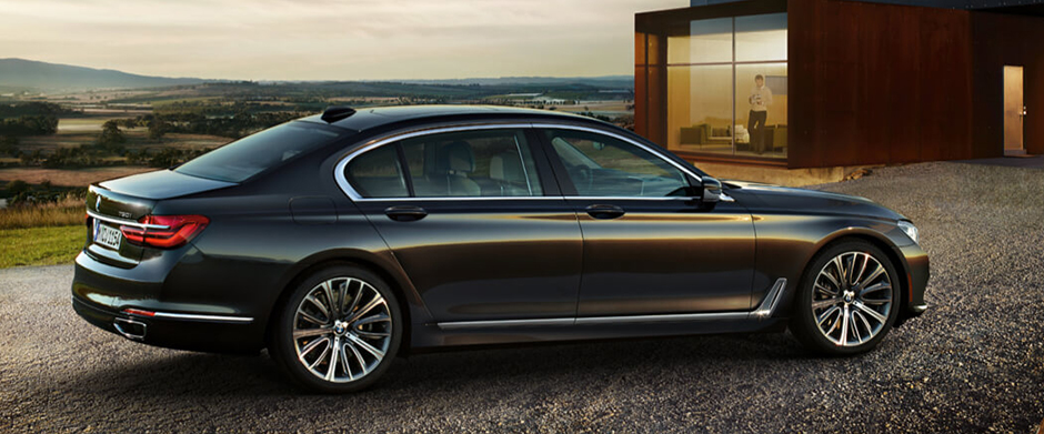 2018 BMW 7 Series Main Img