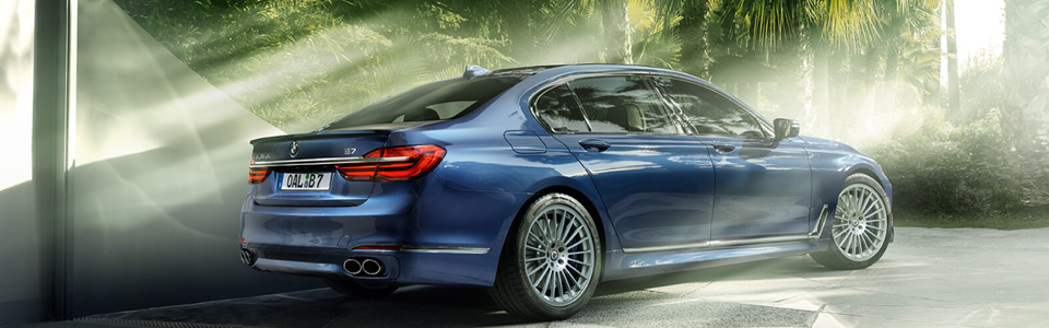 2018 BMW 7 Series Appearance Main Img