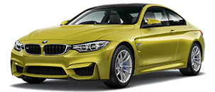 2018 M4 Coupe