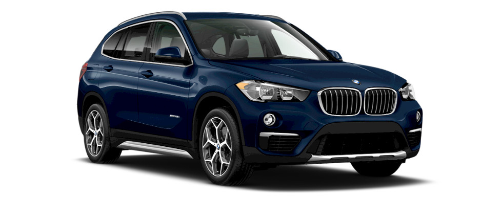 2018 BMW X Models Main Img