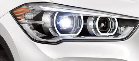 2018 BMW X Models X1 sDrive28i LED Headlights