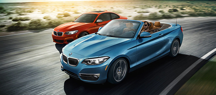 2019 BMW 2 Series 230i Convertible performance