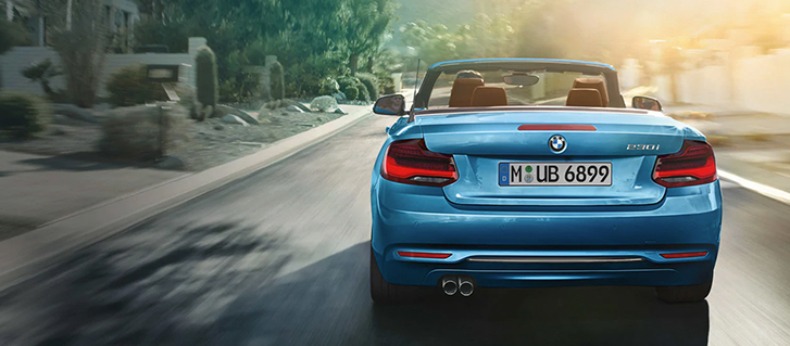 2019 BMW 2 Series 230i Convertible Collision