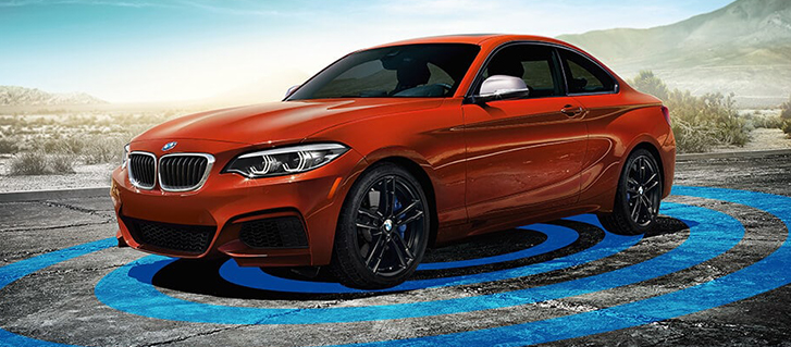 2019 BMW 2 Series 230i Coupe comfort