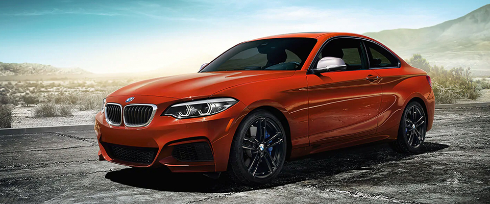 2019 BMW 2 Series Main Img