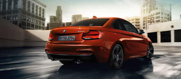 2019 BMW 2 Series 230i Coupe Suspension