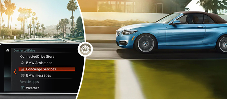 2019 BMW 2 Series 230i xDrive Convertible comfort