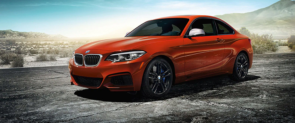 2019 BMW 2 Series Appearance Main Img