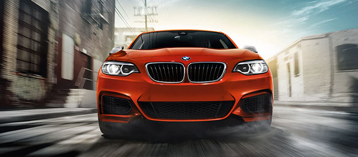 2019 BMW 2 Series M240i Coupe suspension