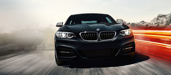 2019 BMW 2 Series M240i Coupe Weight Distribution