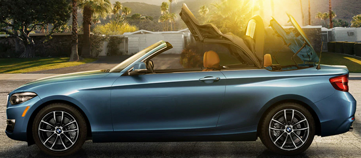 2019 BMW 2 Series M240i xDrive Convertible soft top