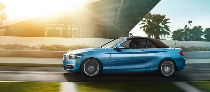 2019 BMW 2 Series M240i xDrive Convertible suspension