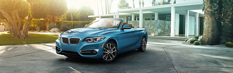 2019 BMW 2 Series Safety Main Img