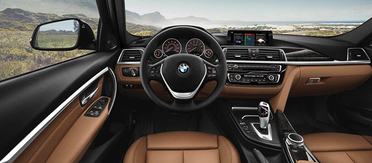 2019 BMW 3 Series 330i xDrive Sports Wagon comfort
