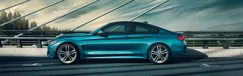 2019 BMW 4 Series Safety Main Img
