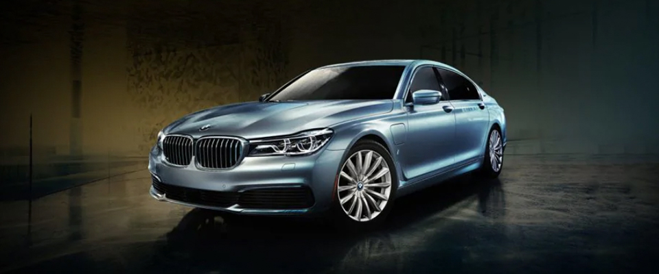 2019 BMW 7 Series Appearance Main Img