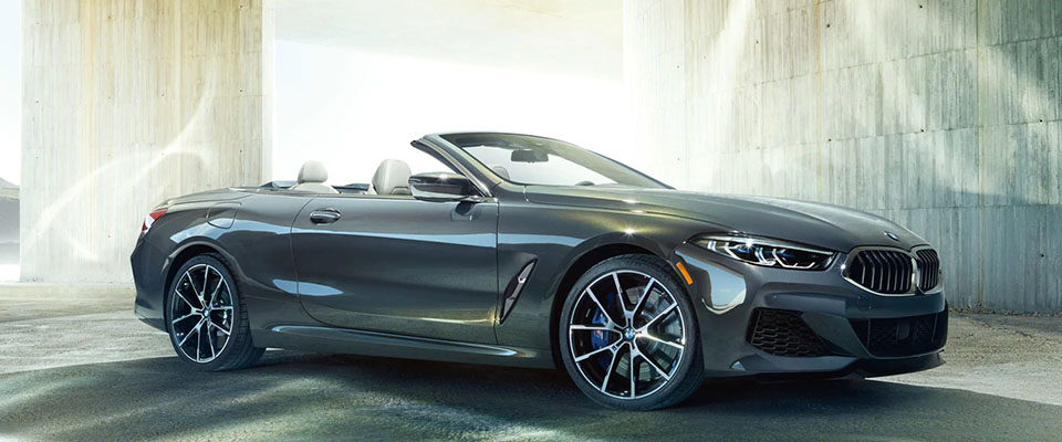 2019 BMW 8 Series Appearance Main Img