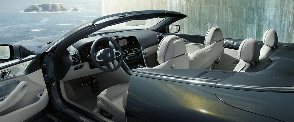 2019 BMW 8 Series Safety Main Img
