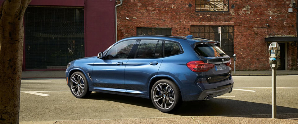 2019 BMW X Models Appearance Main Img