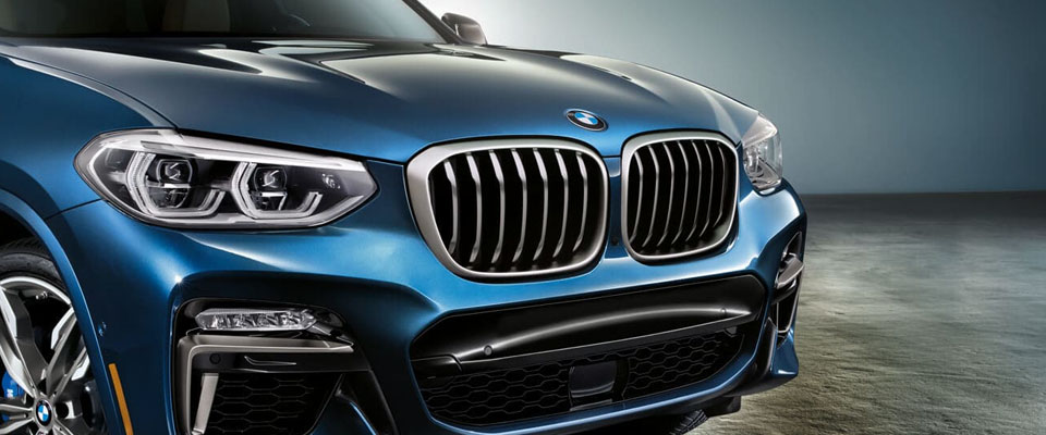 2019 BMW X Models Safety Main Img