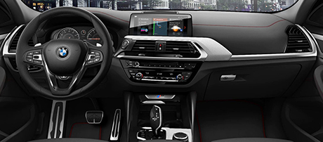 2019 BMW X Models X4 xDrive30i Interior