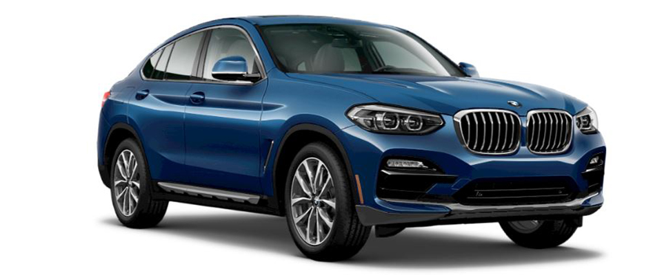 2019 BMW X Models Main Img