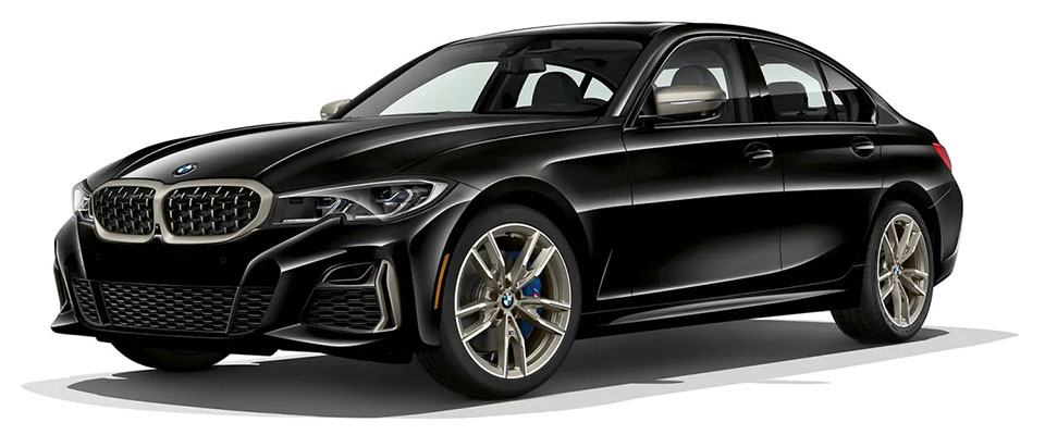 2020 BMW 3 Series Appearance Main Img