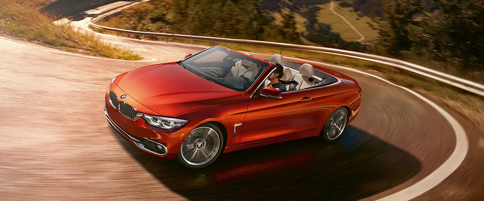 2020 BMW 4 Series Safety Main Img