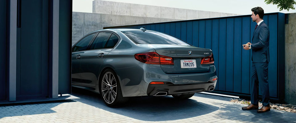 2020 BMW 5 Series Appearance Main Img