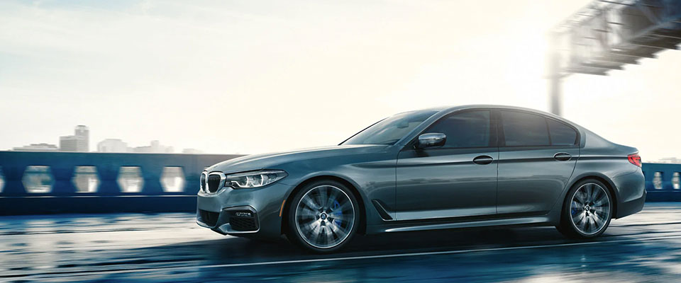2020 BMW 5 Series Main Img
