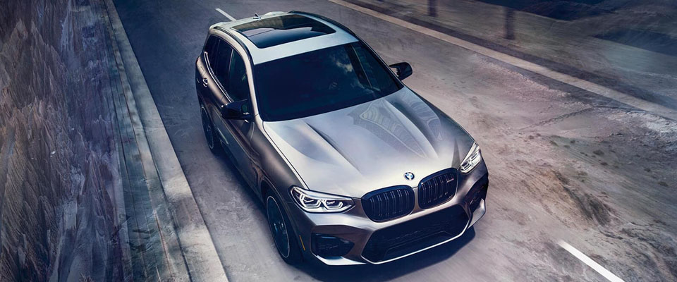 2020 BMW M Models Appearance Main Img