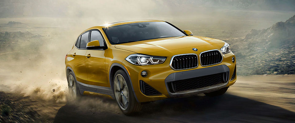 2020 BMW X Models Appearance Main Img