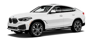 2020 bmw X6 sDrive40i