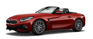 2020 BMW Z4 Models