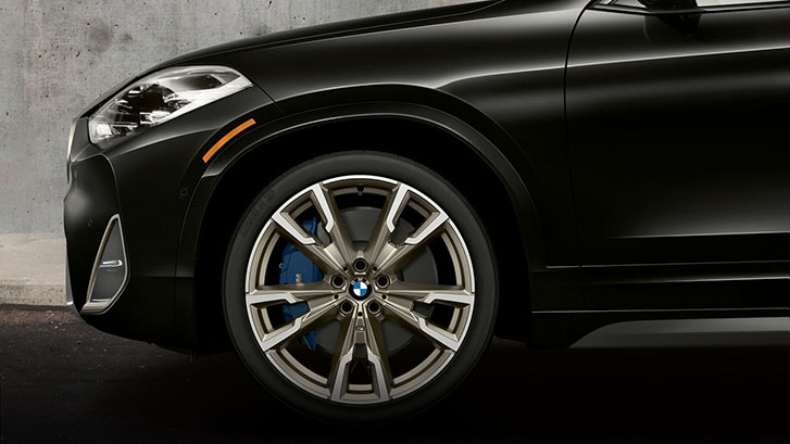 2021 BMW X Models X2 M35i appearance