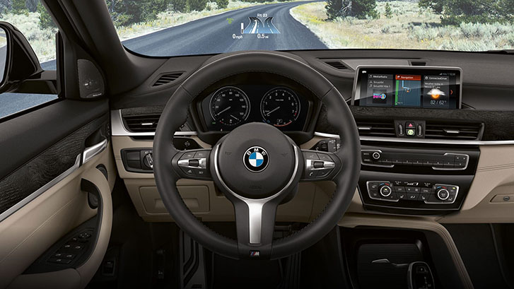 2021 BMW X Models X2 M35i safety